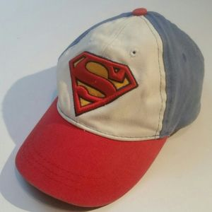 Superman Kids Boys Hat Cap Halloween